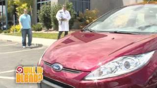 Will It Blend? - Ford Fiesta thumbnail