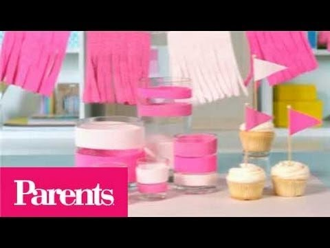 how to make easy baby shower decorations parents youtube