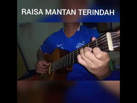Raisa - Mantan Terindah Cover Fingerstyle Gitar 2017