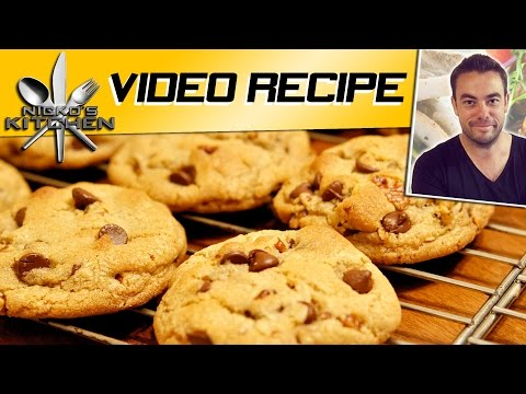 Chocolate Chip Cookies | Nicko's Kitchen