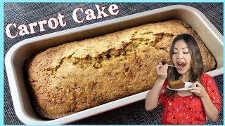 How To Make Moist Carrot Cake- Cách Làm Bánh Cà Rốt Thơm Ngon