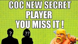 CLASH OF CLANS New hidden secret player you didn't know about this player!
