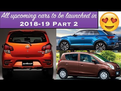 All New Top Upcoming Cars in India 2018,2019 with Price,Launch Date