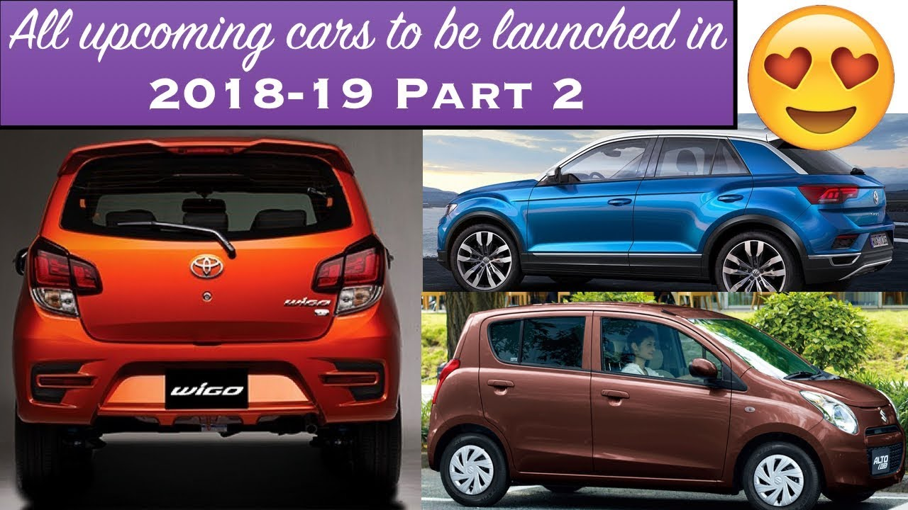 All New Top Upcoming Cars In India 2018 2019 With Price Launch Date