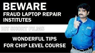 Gambar cover Beware from Fraud Laptop Repair Institute