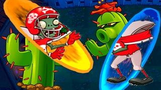 Игра - Растения Против Зомби - смотреть прохождение от Flavios #47