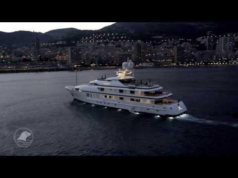 Motor Yacht Sealyon 62m Luxury Superyacht