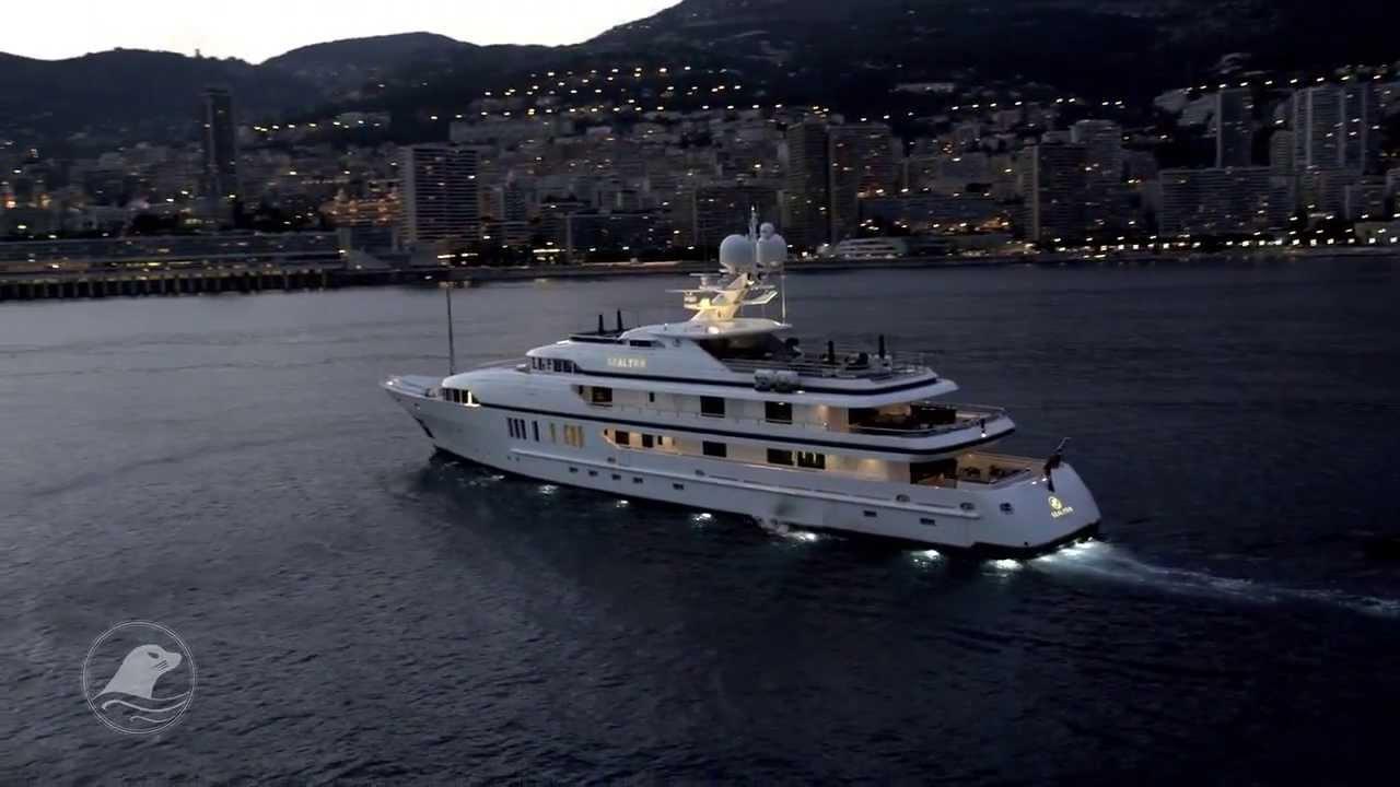 Motor Yacht: Motor Yacht Sealyon 62m Luxury Superyacht