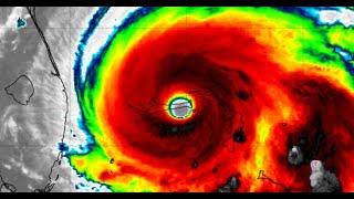 L'oeil de Dorian sur Grand Bahama, évacuation en Floride