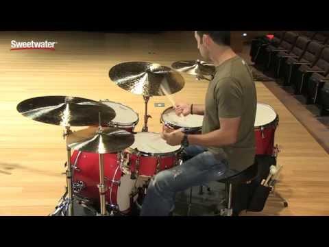 Why Antonio Sanchez Chooses Zildjian Cymbals