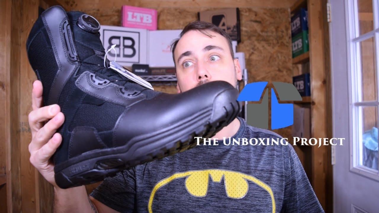 Das Boot! | Blauer Tactical Boots