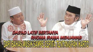 Download lagu DAS'AD LATIF BERTANYA RHOMA IRAMA MENJAWAB