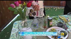 Healthy Mothers Day Brunch - Sara Vance on San Diego Living