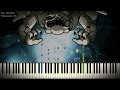 synthesia piano binding of isaac antibirth   memento mori   solo