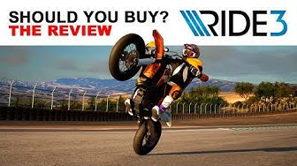 RIDE 3 - The Review - Should You Buy It?