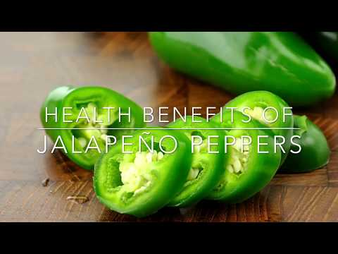 Health Benefits of Jalapeño Peppers