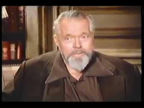 """Orson Welles """"Moonlighting"""" intro 1985"""
