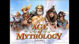 Стрим  - Кампания Age of Mythology №5 Конец The Titans