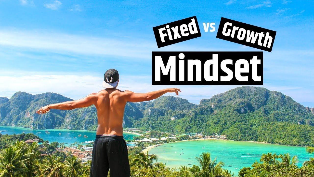 THE RIGHT MINDSET FOR BUSINESS???   Fixed vs Growth Mindset