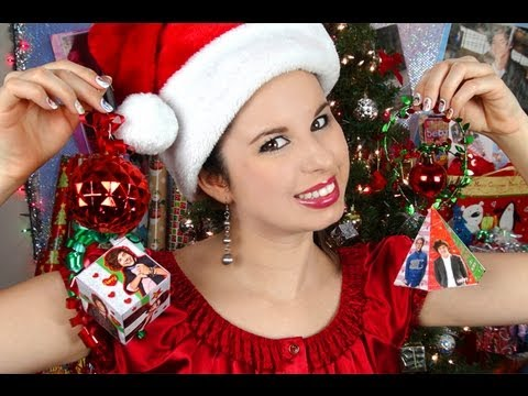 DIY: One Direction 3D Christmas Ornaments! - YouTube