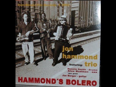 Hammond's Bolero album track from Jon Hammond