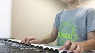 Песня из сериала «Чёрная любовь» на пианино ОЧЕНЬ КРАСИВО/Kara Sevda OST-Anlatamam piano
