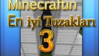 Minecraftın En İyi Tuzakları 3 Ve İşkenceleri + Kamera Arkası  [KOMİK]