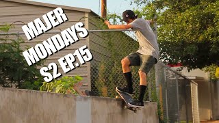 Weird Skateboarding Lines MM15