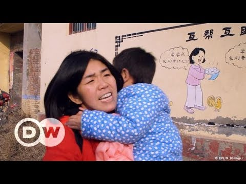 Child trafficking in China | DW Documentary