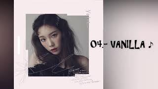 #1s_mini_album #voice #taeyeon