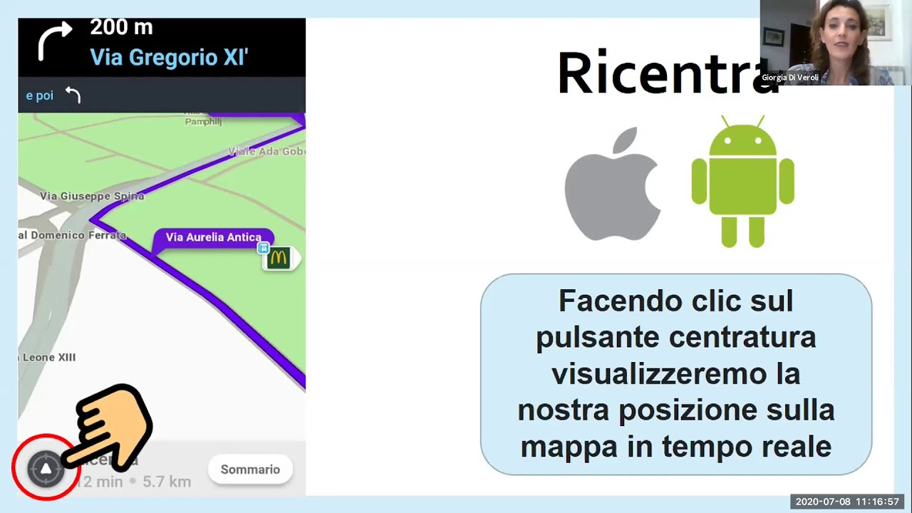 Waze - Parte 2