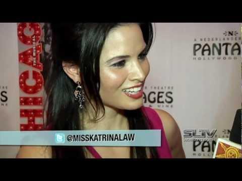 Actress Katrina Law wants a Brazilian booty
