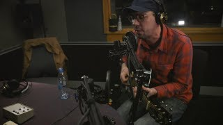Justin Townes Earle 'Champagne Corolla' LIVE at RNZ