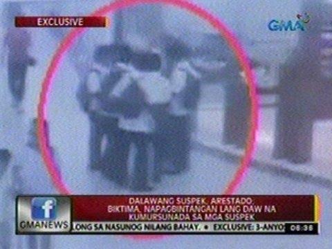 24 Oras: 14-anyos na lalaki, patay nang hampasin umano ng payong sa ulo sa loob ng mall