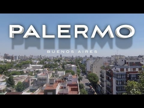 A WALK IN Palermo BUENOS AIRES ARGENTINA  | JOEJOURNEYS