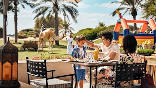 The Garden Brunch at Bab Al Shams