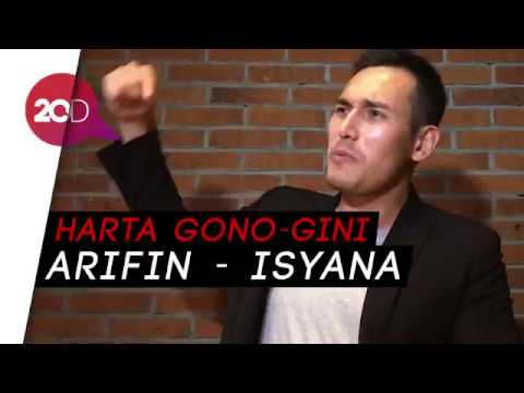 Arifin PutraIsyana Sarasvati Akting Bahas Harta Gono Gini