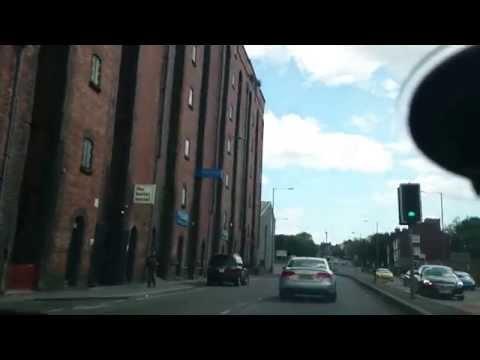 Liverpool City Centre Docks+Toxteth Princess Road