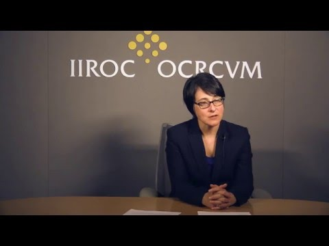 Most common complaints to IIROC