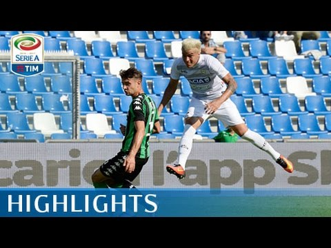 Sassuolo - Udinese - 1-0 - Highlights - Giornata 6 - Serie A TIM 2016/17