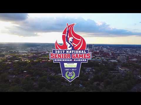 2017 National Senior Games Video Recap