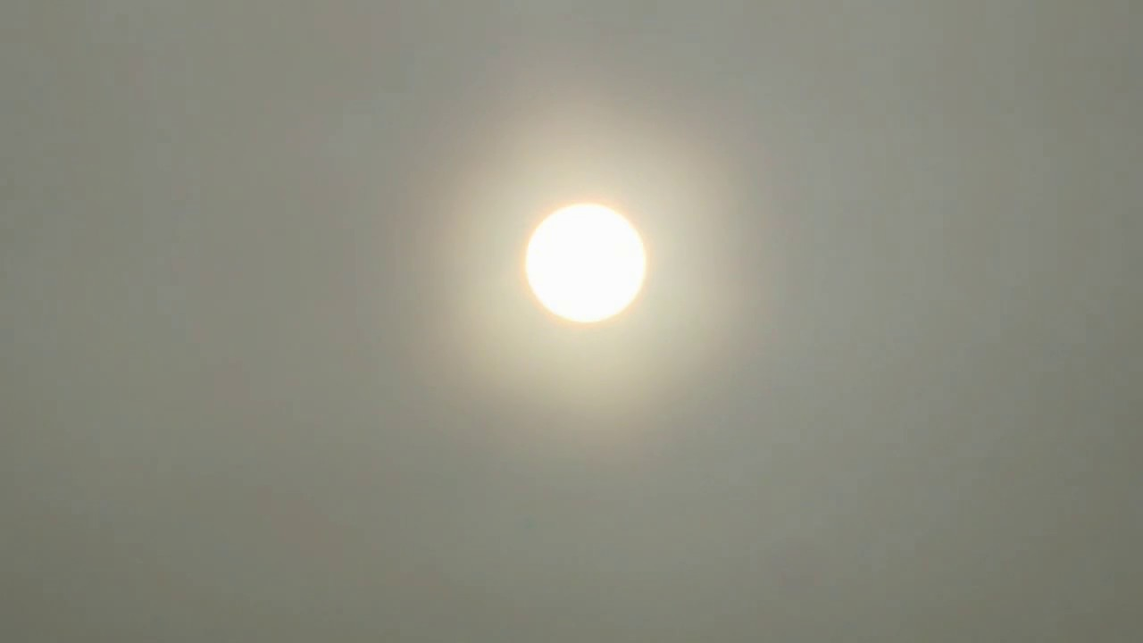 Saharan dust: Why the Tri-State area could see red sunsets this weekend