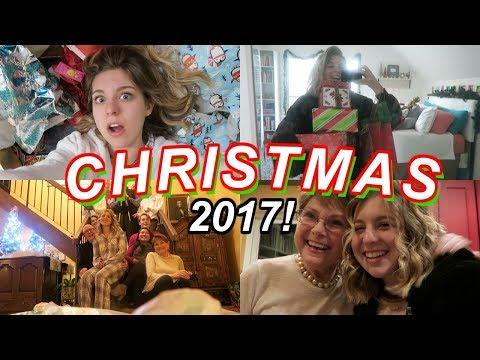 Christmas Eve + Christmas Day Vlog 2017!!
