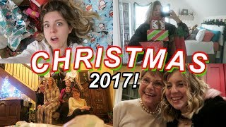 Christmas Eve + Christmas Day Vlog 2017!!