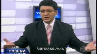 Rede Massa Carlos Camargo A espera de uma UTI  Tribuna da Massa 2ª Edição 30/01/2014