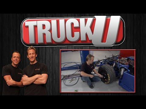 Custom Race Seat and Body Installation   TruckU   Season 5   Episode 11