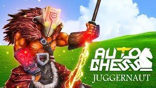 The most OP JUGGERNAUT in Dota 2 Auto Chess!