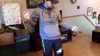 6 fastest ways to wind a yo-yo.