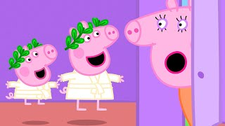 Peppa Pig Official Channel | Peppa Pig Plays Romans