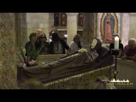 A Video Tour to The Dormition Abbey Jerusalem